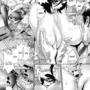 Megane no Megami Cartoon Porn Comic Hentai Manga 049