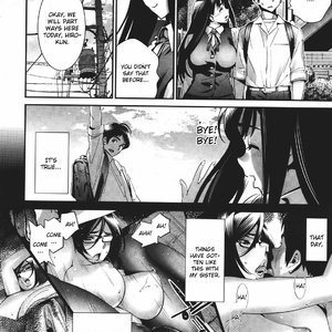 Megane no Megami Cartoon Porn Comic Hentai Manga 063
