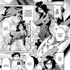 Megane no Megami Cartoon Porn Comic Hentai Manga 082