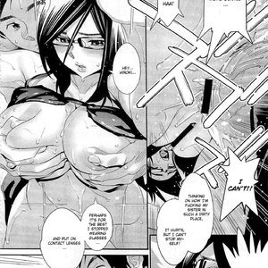Megane no Megami Cartoon Porn Comic Hentai Manga 099