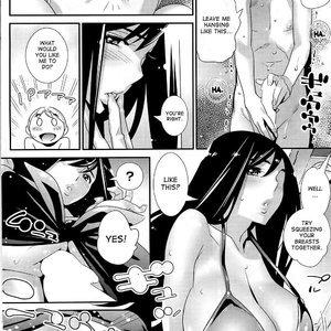 The Ghost Behind My Back PornComix Hentai Manga 012