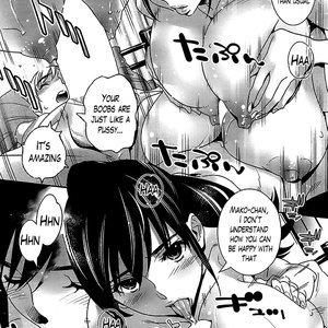 The Ghost Behind My Back PornComix Hentai Manga 030