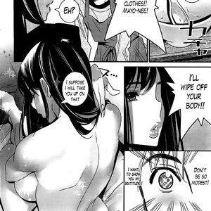The Ghost Behind My Back PornComix Hentai Manga 036
