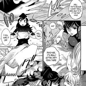 The Ghost Behind My Back. Lovesick Winter Cartoon Porn Comic Hentai Manga 005