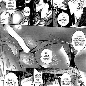 The Ghost Behind My Back. Lovesick Winter Cartoon Porn Comic Hentai Manga 020