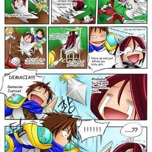 When the Servers go Down Sex Comic Hentai Manga 005