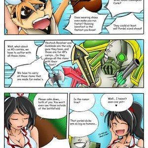 When the Servers go Down Sex Comic Hentai Manga 012