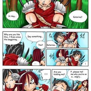 When the Servers go Down Sex Comic Hentai Manga 014
