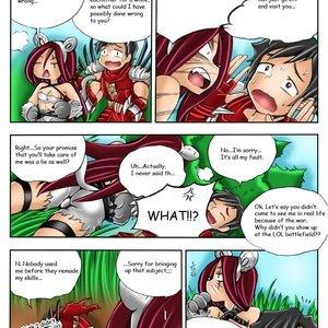 When the Servers go Down Sex Comic Hentai Manga 015