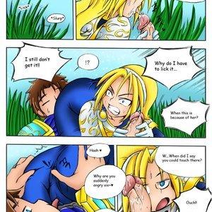 When the Servers go Down Sex Comic Hentai Manga 019