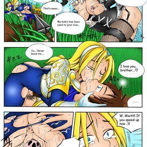 When the Servers go Down Sex Comic Hentai Manga 022