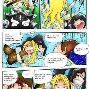 When the Servers go Down Sex Comic Hentai Manga 025