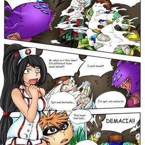 When the Servers go Down Sex Comic Hentai Manga 045