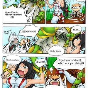 When the Servers go Down Sex Comic Hentai Manga 050