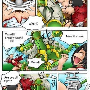 When the Servers go Down Sex Comic Hentai Manga 054