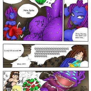 When the Servers go Down Sex Comic Hentai Manga 077