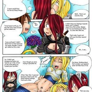 When the Servers go Down Sex Comic Hentai Manga 112