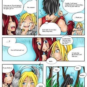 When the Servers go Down Sex Comic Hentai Manga 113