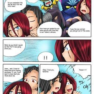 When the Servers go Down Sex Comic Hentai Manga 159
