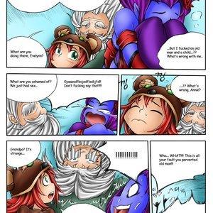 When the Servers go Down Sex Comic Hentai Manga 179