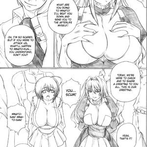 Bakunyuu Bird Cartoon Porn Comic Hentai Manga 003