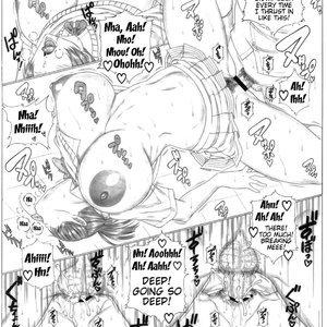 Hibiki Maniac 2 PornComix Hentai Manga 009