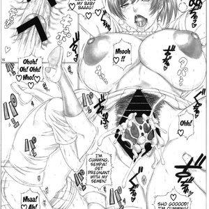Hibiki Maniac 2 PornComix Hentai Manga 017