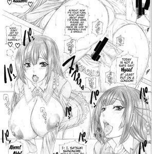 Koi to Bed to Nikutaikankei PornComix Hentai Manga 009