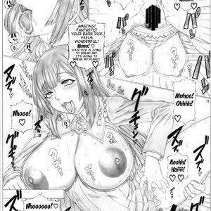 Koi to Bed to Nikutaikankei PornComix Hentai Manga 012