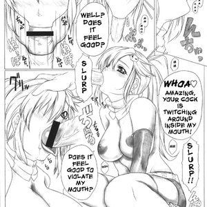 Kutani Compilation Cartoon Comic Hentai Manga 004