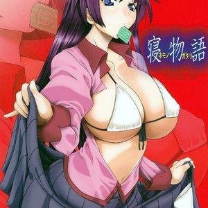 Porn Comics - Nemonogatari Sex Comic