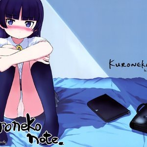 Kuroneko Note Sex Comic Hentai Manga 001