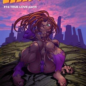 Porn Comics - Lilly Heroine 16 Porn Comic
