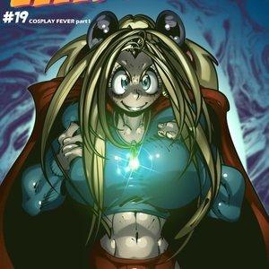 Porn Comics - Lilly Heroine 19 Cartoon Comic