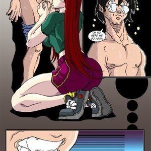 My Dear Devil 03 Cartoon Comic Hentaikey Comics 009