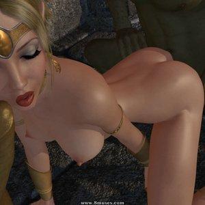 Chronicles of Syndori Sex Comic