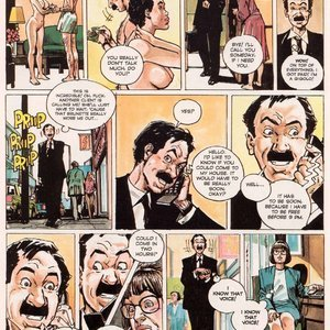 Vol 1 Cartoon Porn Comic
