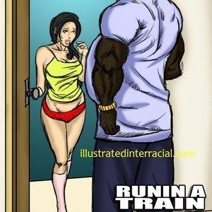 Porn Comics - RunninaTrain 1-3 Porn Comic