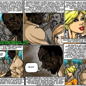 The New Parishioner Cartoon Porn Comic IllustratedInterracial Comics 003