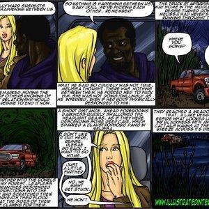 The New Parishioner Cartoon Porn Comic IllustratedInterracial Comics 050
