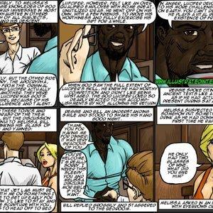 The New Parishioner Cartoon Porn Comic IllustratedInterracial Comics 088