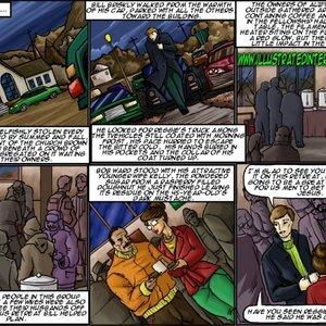 The New Parishioner Cartoon Porn Comic IllustratedInterracial Comics 099