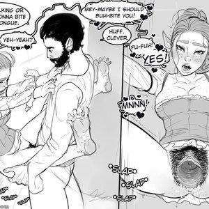 Chapter 1-3 Cartoon Porn Comic Incase Comics 014