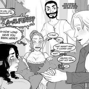 Chapter 1-3 Cartoon Porn Comic Incase Comics 021