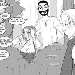 Chapter 1-3 Cartoon Porn Comic Incase Comics 025