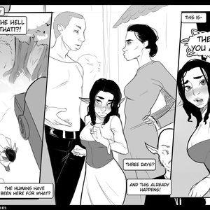 Chapter 1-3 Cartoon Porn Comic Incase Comics 027