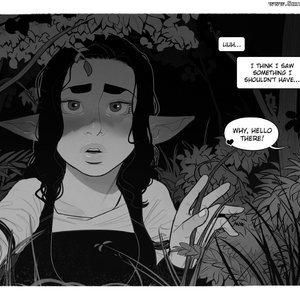 Chapter 1-3 Cartoon Porn Comic Incase Comics 034