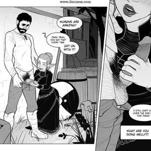 Chapter 1-3 Cartoon Porn Comic Incase Comics 035