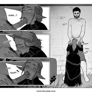 Chapter 1-3 Cartoon Porn Comic Incase Comics 037