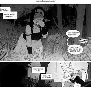 Chapter 1-3 Cartoon Porn Comic Incase Comics 038